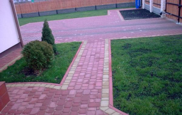 Chodniki i ścieżki